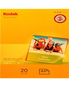Kodak Photo Gloss 180gr A4 -20 fogli