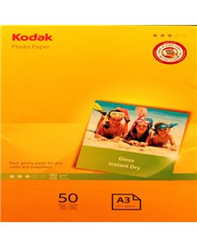 Kodak Photo Gloss 180gr A3 -50fogli
