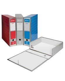 SCATOLA ARCHIVIO BOX4 GRIGIO 37,5X29,5X9CM