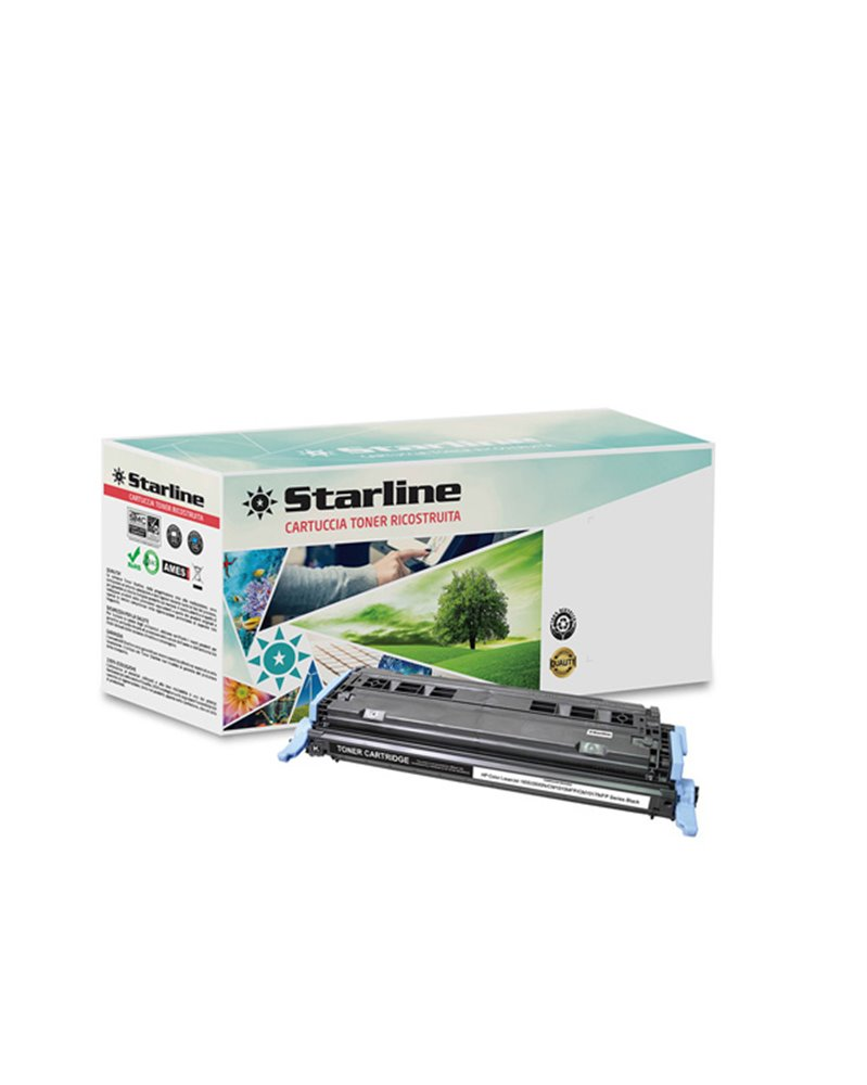 TONER RIC. X HP COLOR LASERJET 2600 SERIES BLACK