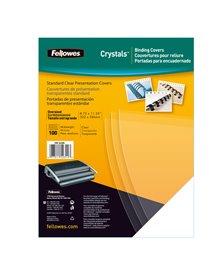 100 COPERTINE CLEAR PVC 180MIC A4 TRASPARENTE NEUTRO