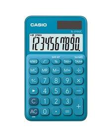 Calcolatrice tascabile SL-310UC blu CASIO