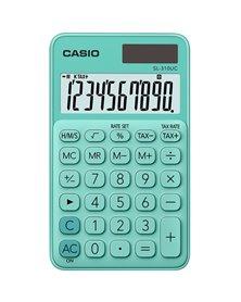 Calcolatrice tascabile SL-310UC verde CASIO