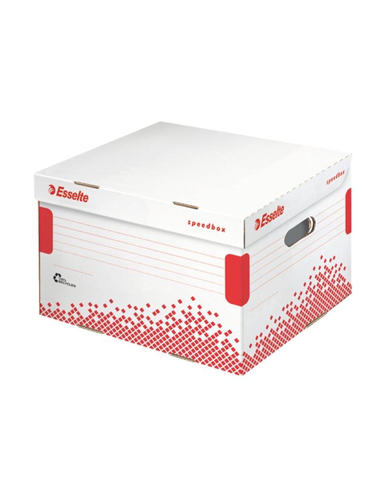 Scatola container SPEEDBOX LARGE 364x433x263mm ESSELTE
