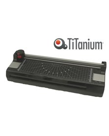 Plastificatrice/Taglierina 3in1 F.to A3 338mm TiTanium