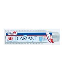 50 BICCHIERI 200CC (L) DIAMANT MONOUSO DOPLA