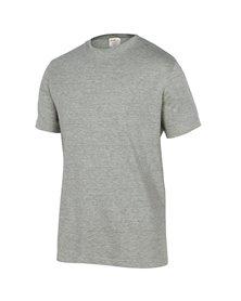 T-Shirt BASIC Napoli GRIGIO Tg. XL 100 COTONE