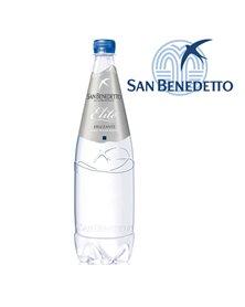 Acqua frizzante bottiglia PET 1lt San Benedetto