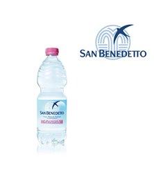 Acqua naturale bottiglia PET 500ml San Benedetto