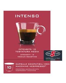 Capsula caffE' Intenso compatibile nespresso - EssseCaffE'