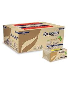 Pacco da 220 asciugamani piegati a Z EcoNatural Lucart