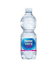 Acqua naturale bottiglia PET 500ml Vera
