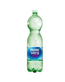 Acqua frizzante bottiglia PET 1,5lt Vera