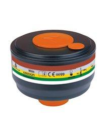 Kit 4 filtri tipo EN148-1 A2B2E2K2P3 per Maschera completa M9200/M9300