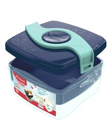 Lunch Box Picnik Easy 1,4l Azzurro/Blu Maped
