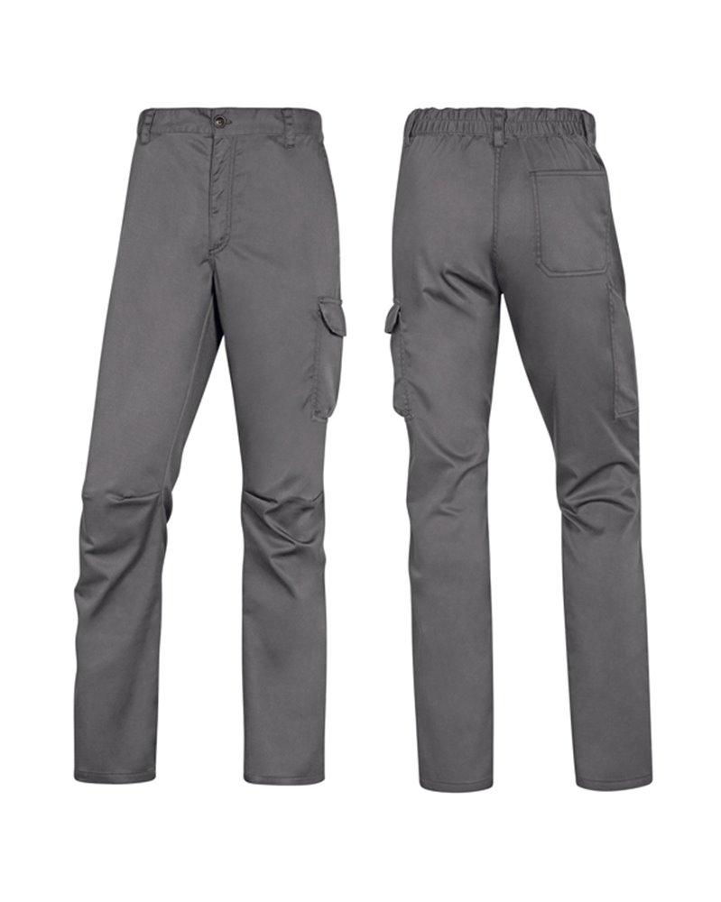 Pantalone da lavoro Panostrpa Tg. L grigio/nero