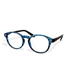 Occhiale diottrie +2,00 mod. Personal 2 blu in plastica Lookkiale