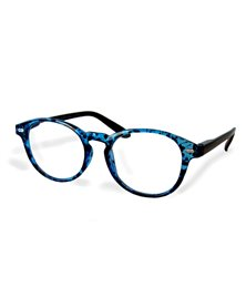 Occhiale diottrie +2,50 mod. Personal 2 blu in plastica Lookkiale