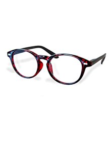 Occhiale diottrie +3,50 mod. Personal 2 rosso in plastica Lookkiale