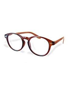 Occhiale diottrie +3,50 mod. Personal 2 wood in plastica Lookkiale