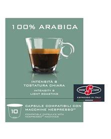 Capsula caffE' Arabica compatibile nespresso - EssseCaffE'