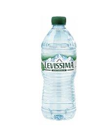 Acqua naturale bottiglia PET 100 riciclabile 500ml Levissima