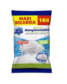 Ricarica Sali assorbiumiditA' AIR MAX da 1kg neutra