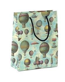 Shopper regalo AIR BALOONS 23x30x10cm Kartos