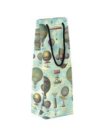 Shopper regalo AIR BALOONS 12x35x10cm Kartos