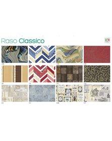 Scatola 100fg carta regalo Raso Classico 70X100cm SADOCH