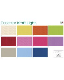 Scatola 100fg carta regalo Kraft Light 70X100cm SADOCH
