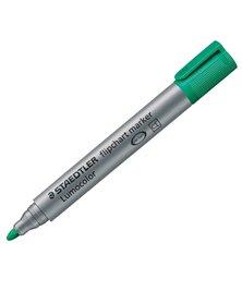 Marcatore Lumocolor Flipchart 356 punta tonda verde Staedtler