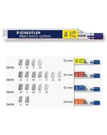 Astuccio 12 MINE 0.3mm MARS®MICRO 250 03-HB STAEDTLER