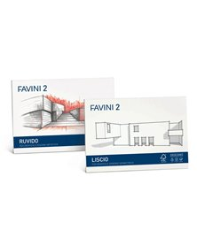 ALBUM FAVINI 2 24X33CM 110GR 20FG LISCIO