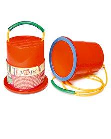 Trampoli con manici regolabili in gomma CWR