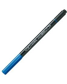 Pennarello a 2 punte AQUA BRUSH DUO blu cobalto chiaro LYRA