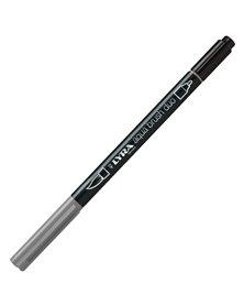 Pennarello a 2 punte AQUA BRUSH DUO grigio chiaro freddo LYRA L6520095