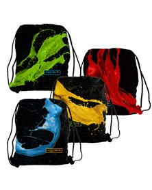 Sacca T-bag Colorosa 35x50cm colori assortiti RiPlast