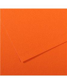 Foglio MI-TEINTES A4 cm 160 gr. 453 arancione