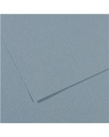 Foglio MI-TEINTES A4 cm 160 gr. 490 blu chiaro