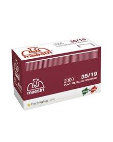 SCATOLA DA 2000 PUNTI 35/19 19MM RAME RO-MA X ROMABOX