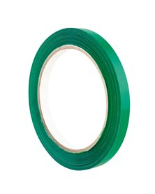 Nastro adesivo 9mm x 66m Verde PVC 350 per sigillatore Eurocel