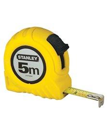 FLESSOMETRO 5MT metallo/ABS STANLEY