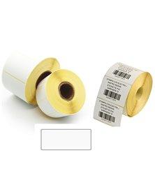 5.000 Etichette Trasf. Termico Diretto f.to 40x21mm - 2 piste - Printex