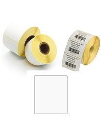 500 Etichette Trasf. Termico Diretto f.to 50x100mm - 1 pista - Printex