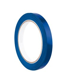 Nastro adesivo 9mm x 66m Blu PVC 350 per sigillatura Eurocel