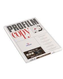 LUCIDI C50 A4 100FG PROFILMCOPY FOTOCOPIE B/N S/RETROFOGLIO CANSON