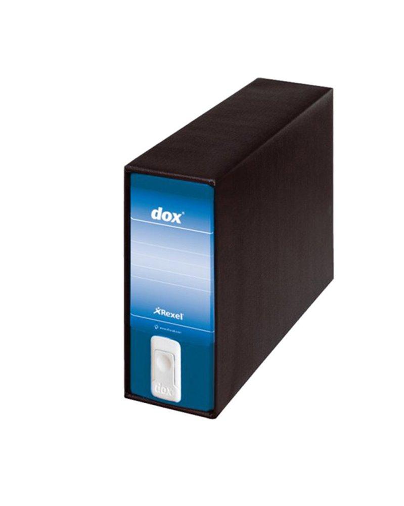 Registratore Dox 3 blu dorso 8cm f.to memorandum Esselte