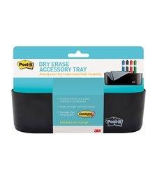 Vassoio porta accessori per lavagna cancellabile Post-it® Super Sticky