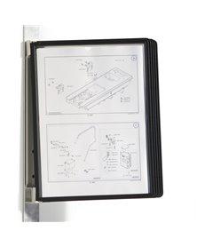 Leggio Vario Magnet Wall 5 pannelli Durable